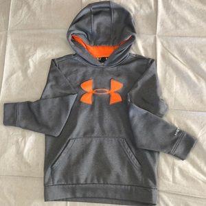 Boys Under Armour Storm hoodie
